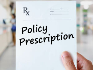 Policy Prescriptions for this Crisis