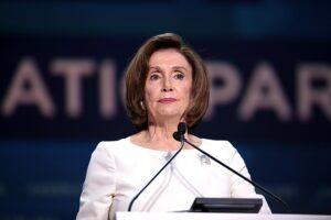 Nancy Pelosi pushing more spending